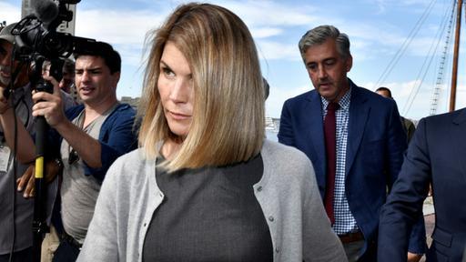 Bestechungsskandal an amerikanischen Universitäten: Die amerikanische Schauspielerin Loughlin ist im Gefängnis