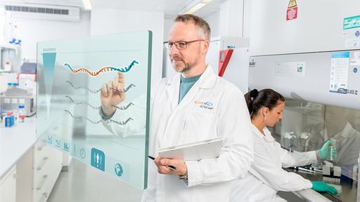 Biotech-Unternehmen aus Tübingen: Wütender US-Börsengang für CureVac