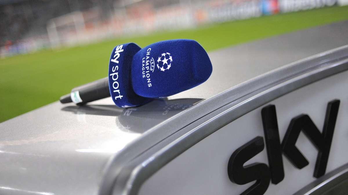 Champions League Гјbertragen