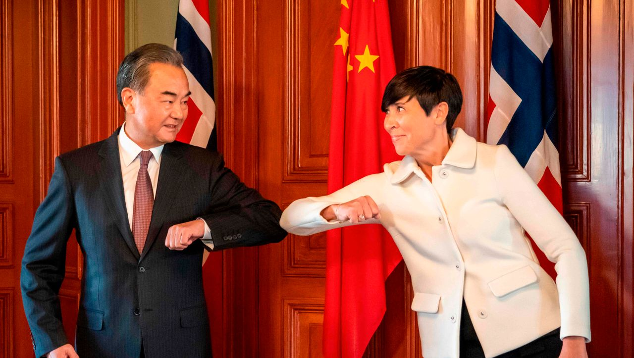 China: Außenminister Wang Yis gescheiterte Reise nach Europa