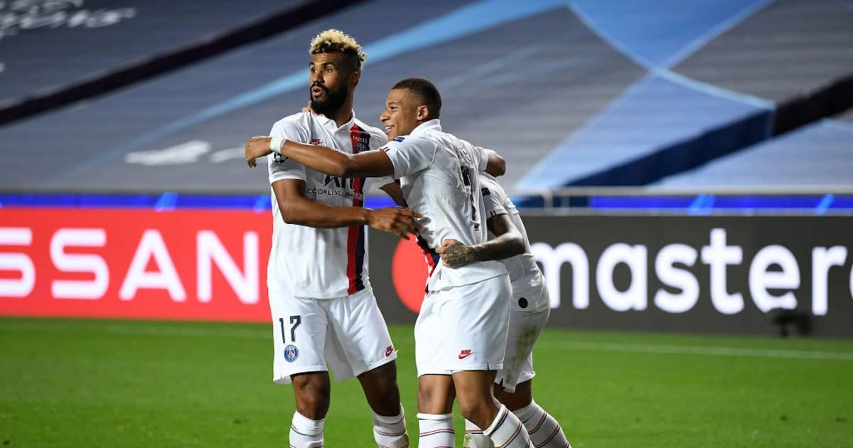 Choupo-Moting rettet Paris Saint-Germain vor Aus