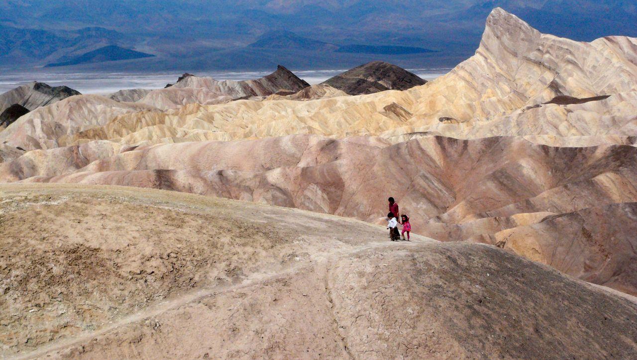 Death Valley: höchste Temperatur seit mindestens 100 Jahren