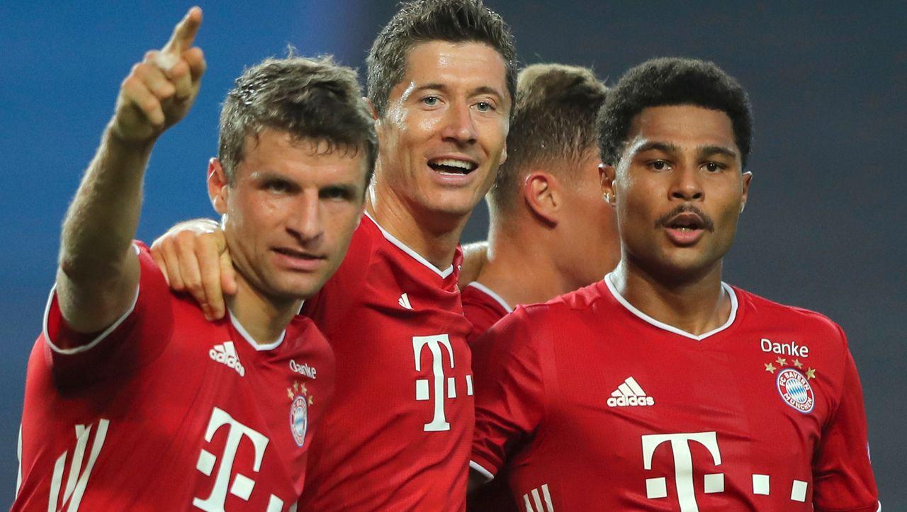 Der FC Bayern erreicht das Champions-League-Finale: Es funktioniert ohne Glanz