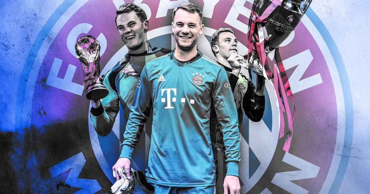 Der FC Bayern und Manuel Neuer können ihren legendären Status im Finale der Champions League stärken