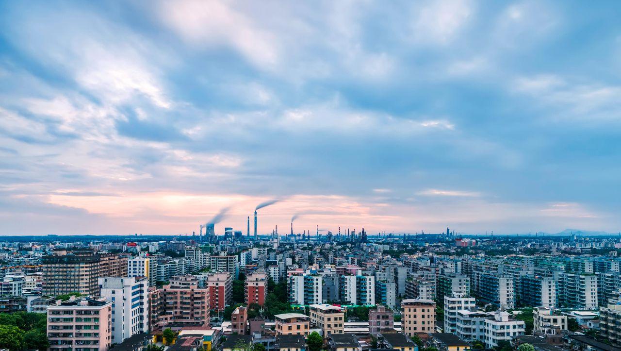 Der Ozonspiegel in der Atmosphäre steigt