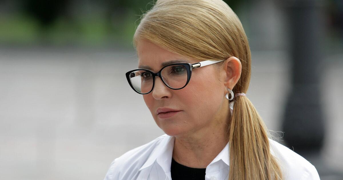 Der ehemalige ukrainische Regierungschef Timoschenko infizierte sich mit dem Koronavirus