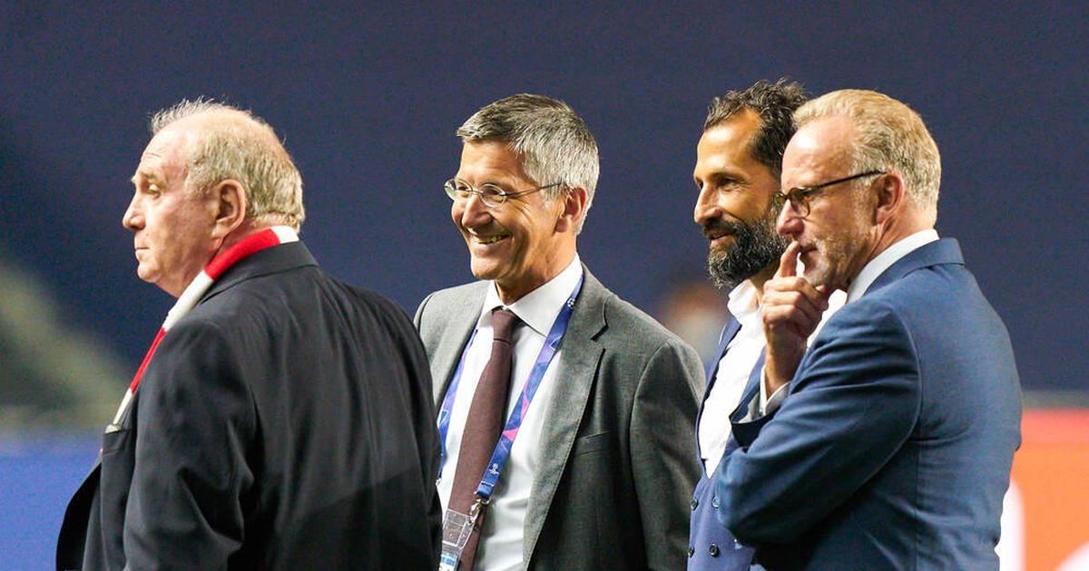 Die Bayern-Chefs blicken zuversichtlich in die Zukunft