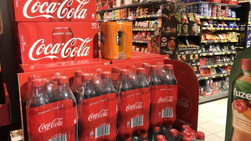 Edeka und Coca-Cola einigen sich nach einem langen Kampf - aber es gibt einen Haken