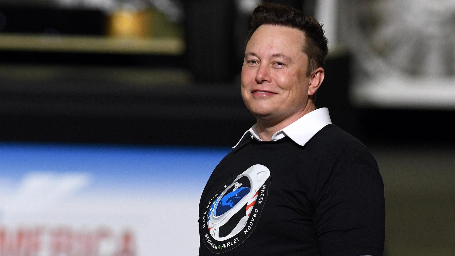 Elon Musk ist jetzt der viertreichste Mensch der Welt