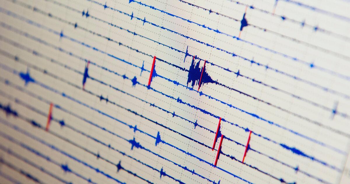 Erdbeben in Tirol - Erdbeben auch in der Schweiz