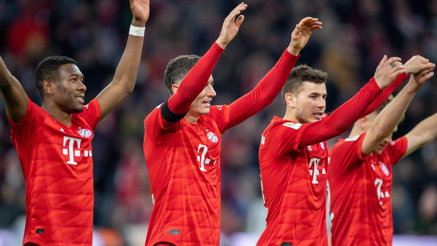 FC Bayern: Gerüchte über das Gehalt dieses Spielers sorgten für Aufsehen in der Mannschaft