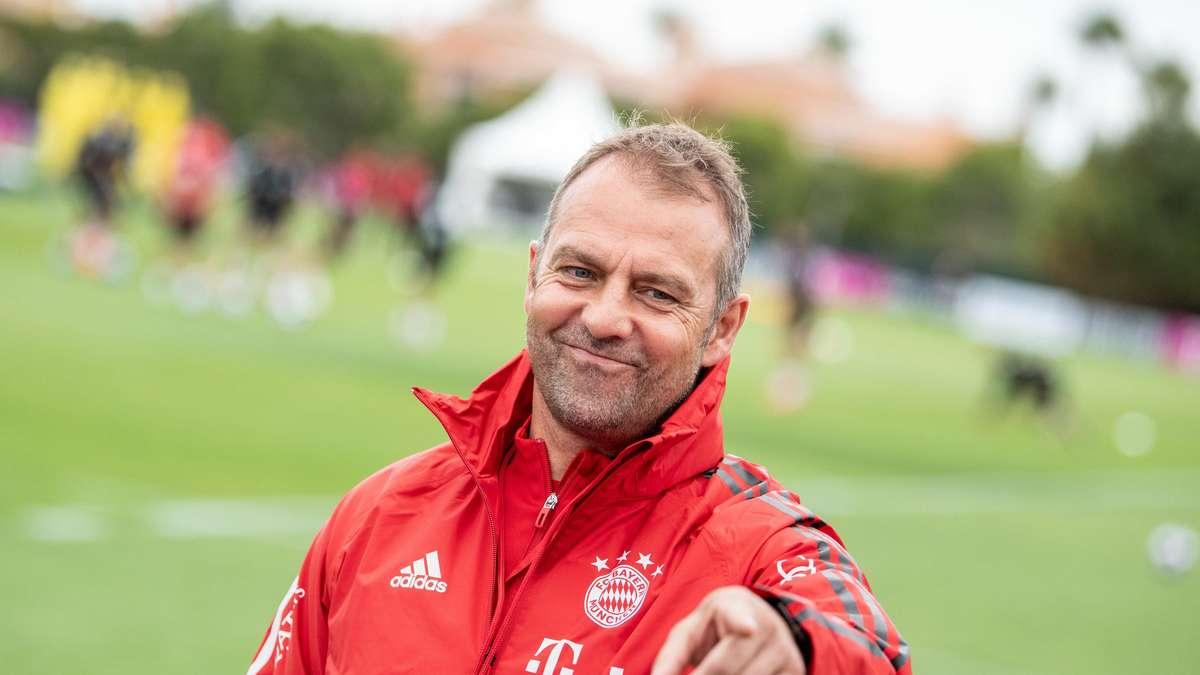 FC Bayern München: Hansi Flick - Spannung über den Trainer der Champions League-Finalisten