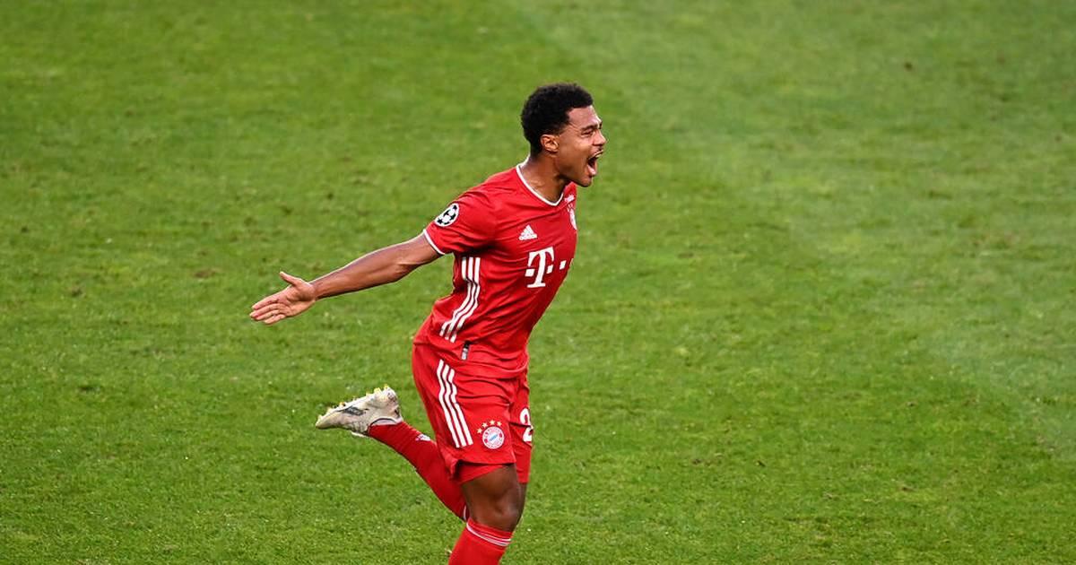 FC Bayern: Serge Gnabry ist nur ein König