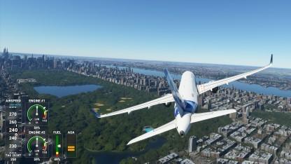 Flugsimulator-Technologietest: Mayday Mayday, We Shock!