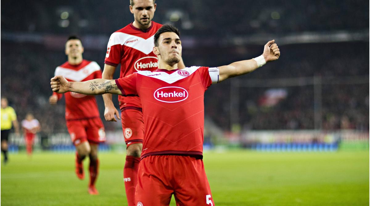 """Fortuna Düsseldorf """"finanziell sehr zufrieden"""": Ayhans Umzug nach Sassuolo war perfekt"""
