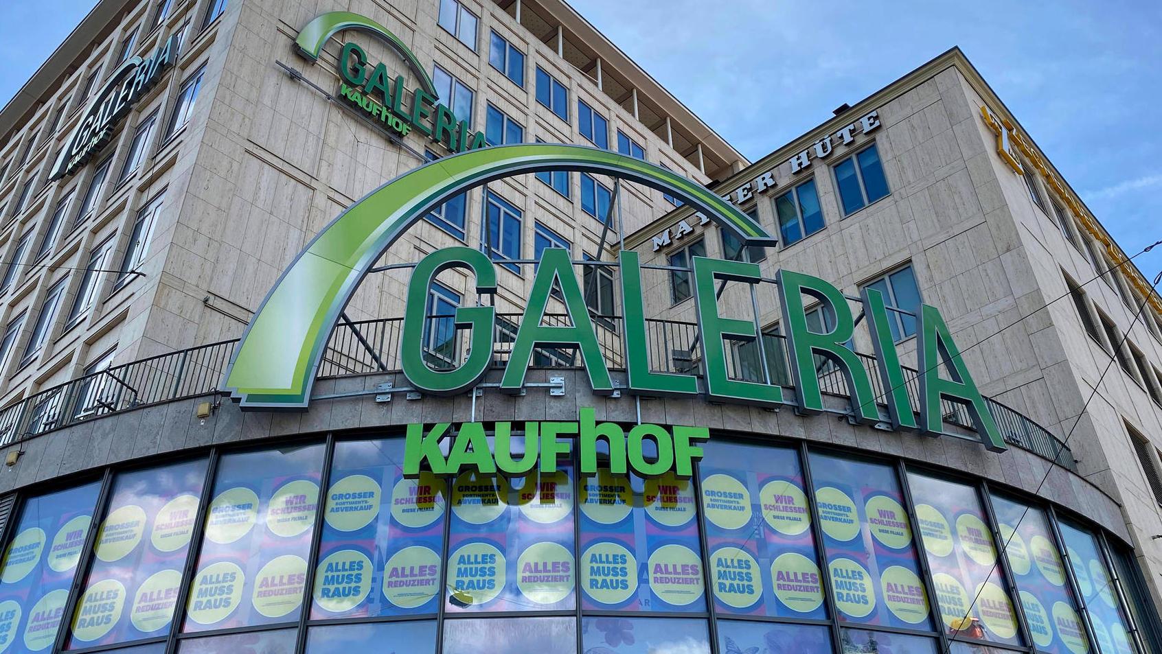 Galeria Karstadt Kaufhof will Corona Entschädigung vom Staat