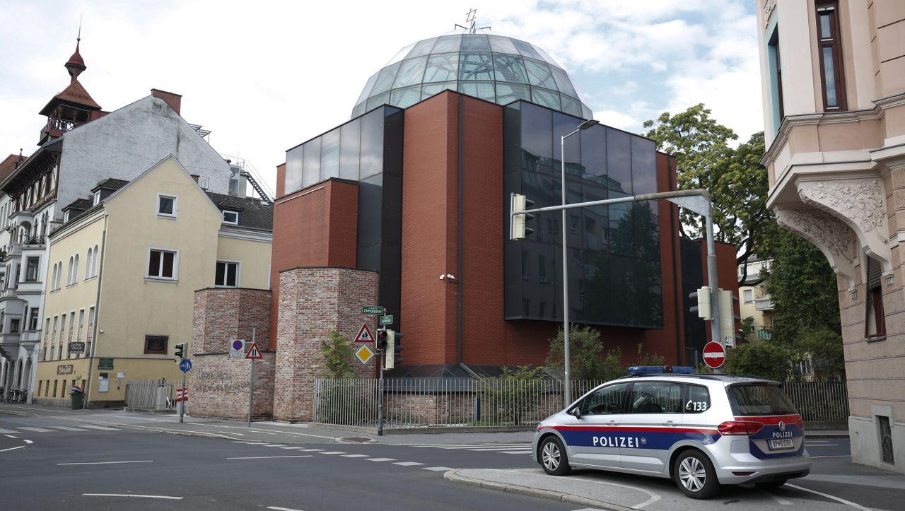 Graz: Nach einem Angriff auf den Präsidenten der jüdischen Gemeinde verhaftet