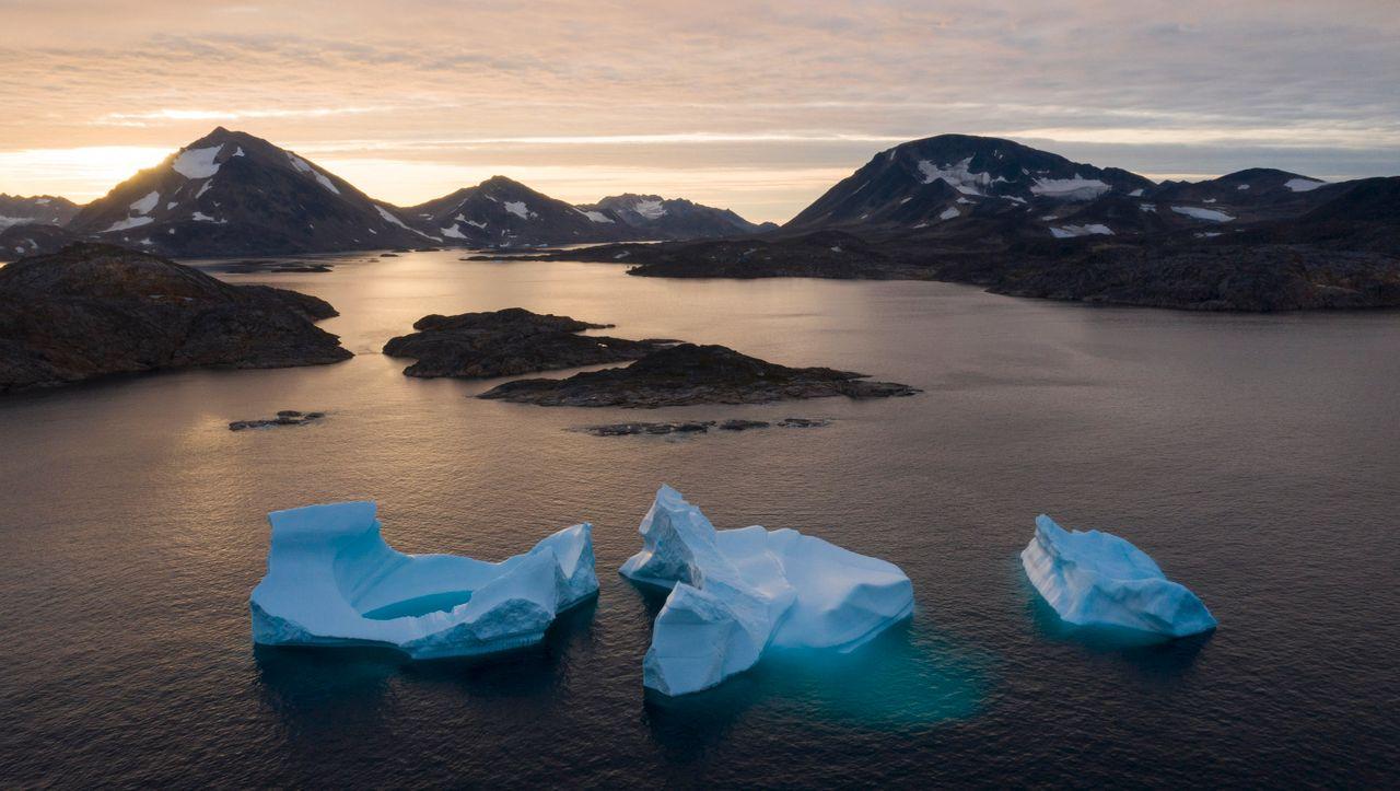 Grönland: Forscher registrieren Rekordeisverlust - DER SPIEGEL