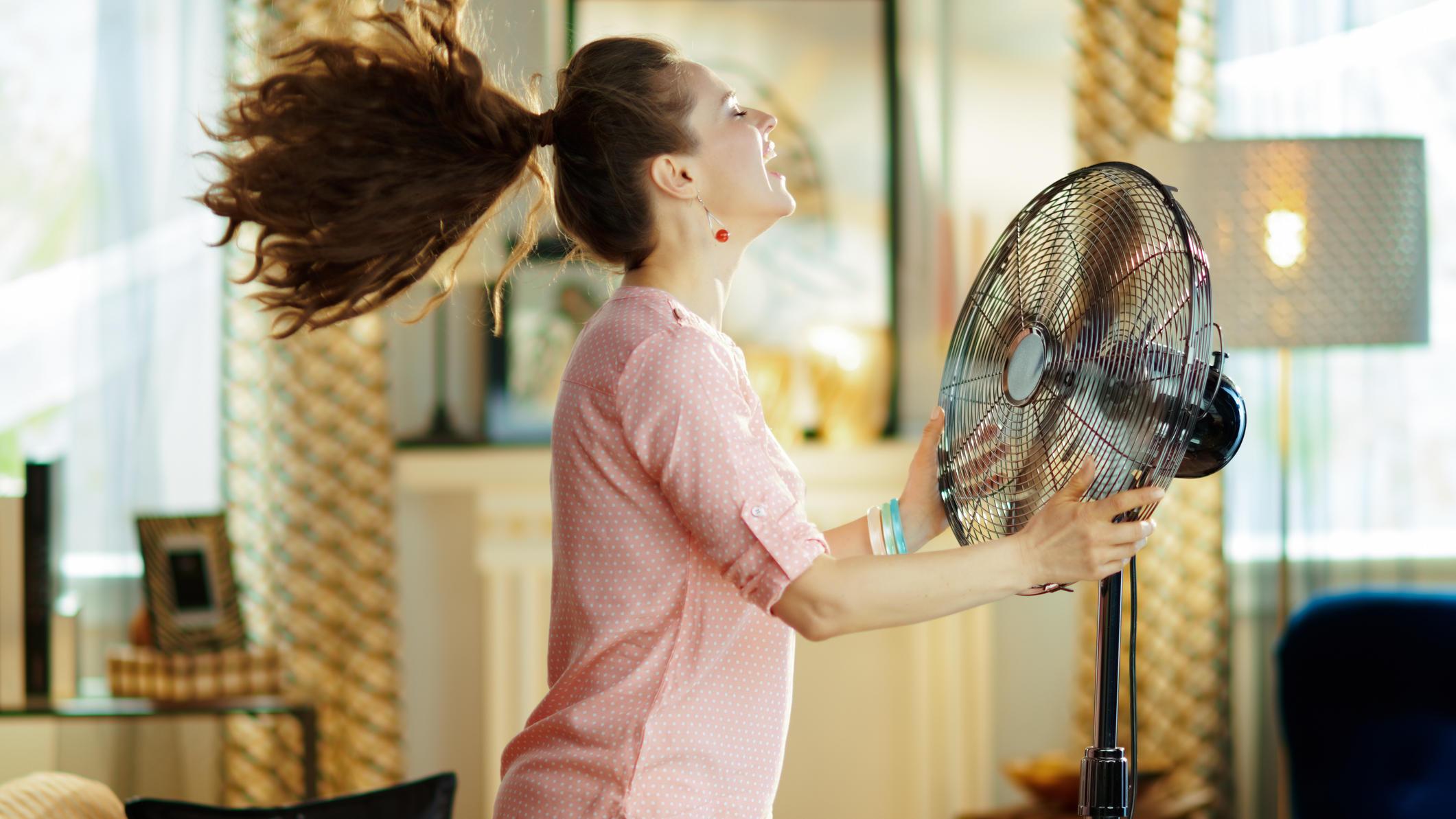 Hitze in Deutschland: So wird Ihre Wohnung in kürzester Zeit wieder kühl