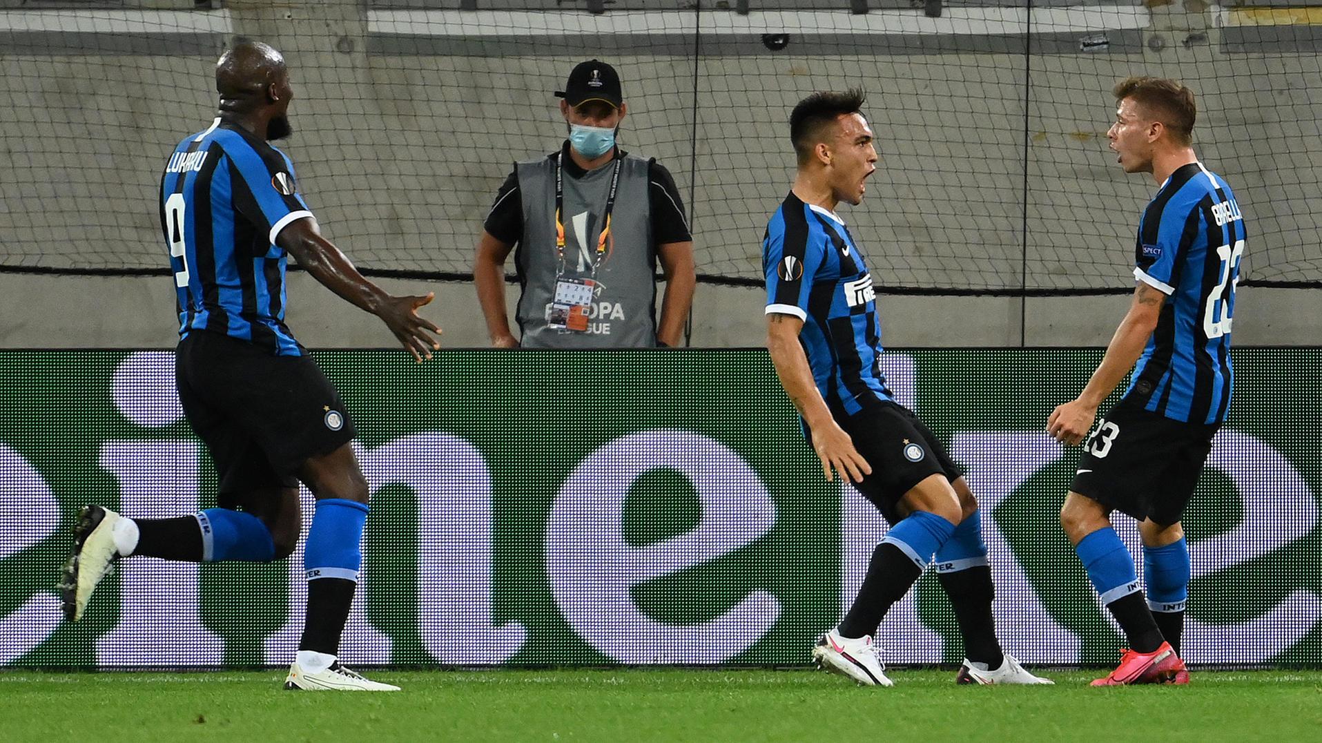Inter Mailand besiegte Shakhtar Donetsk und steht im Finale