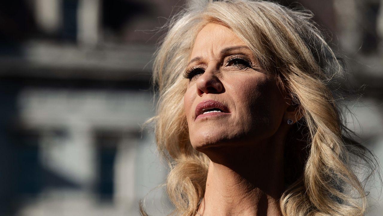 Kellyanne Conway: Donald Trumps Beraterin und ihr Familiendrama
