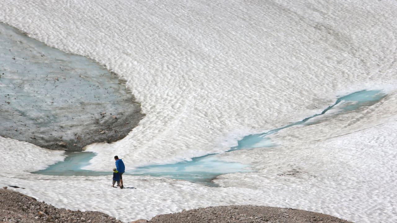 Klimaforscher warnen: Bald wird es in Deutschland nur noch vier Gletscher geben - Inlandnachrichten