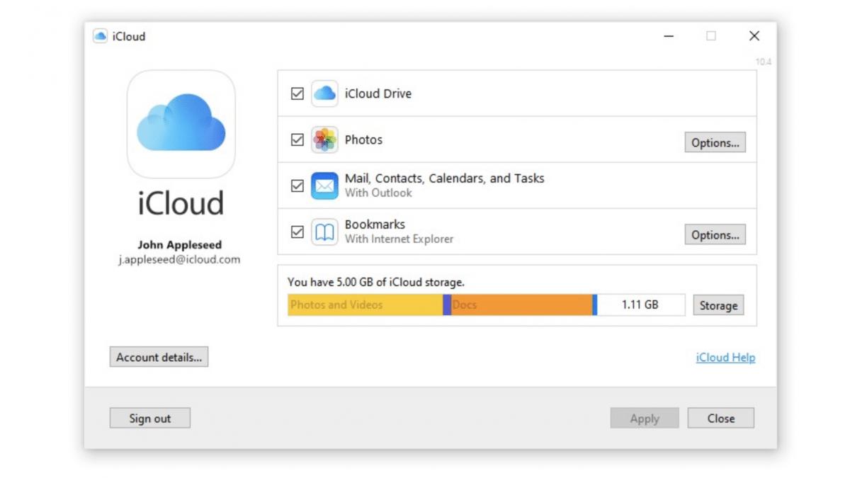 Mehrere Sicherheitslücken in iCloud für Windows