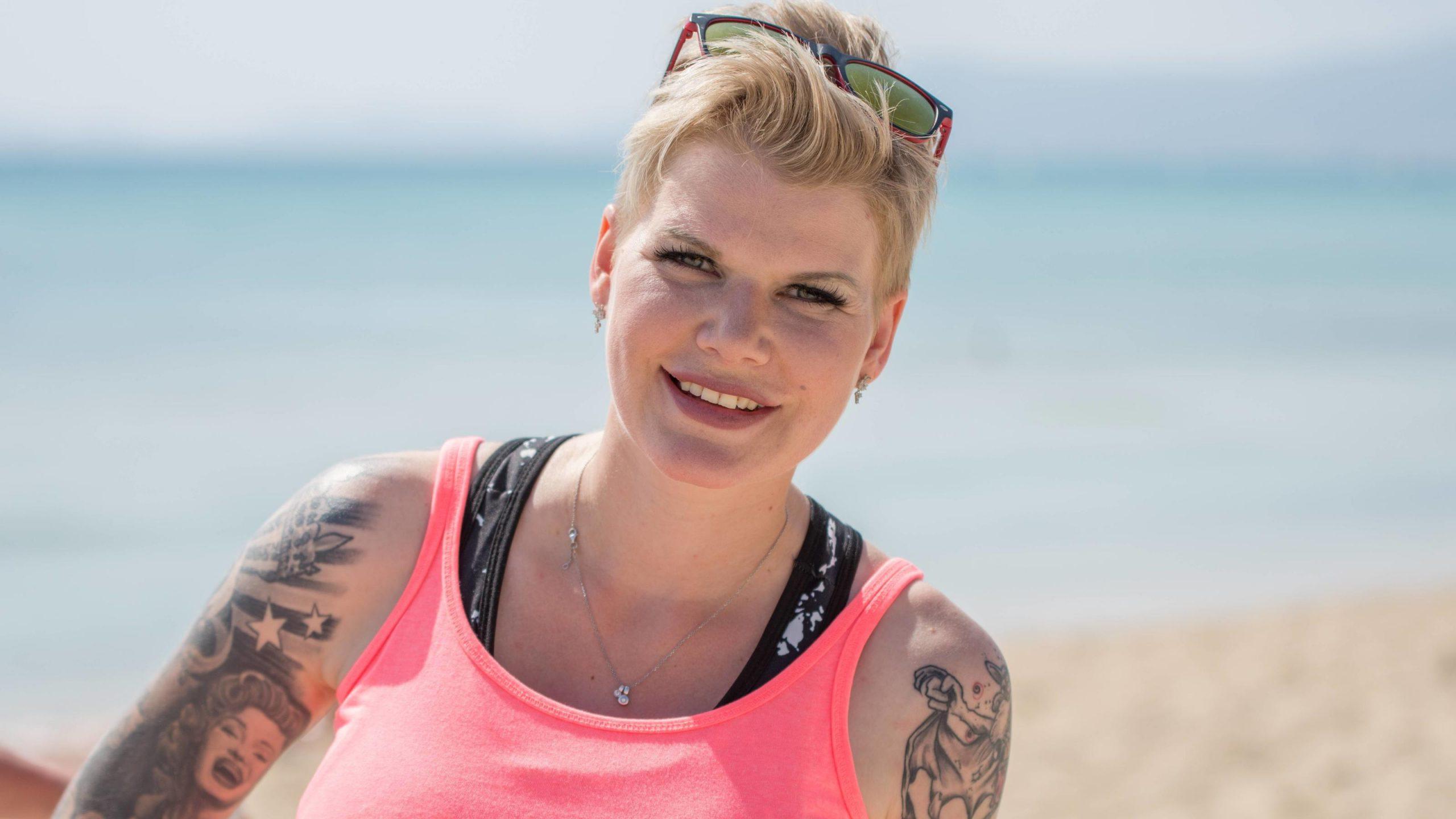 Melanie Müller könnte mit der Corona ihres Mannes Mike infiziert sein