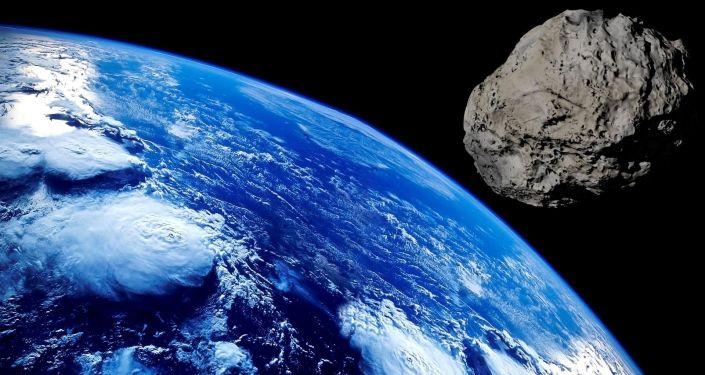 Näher als der Mond: Riesiger Asteroid auf dem Weg zur Erde