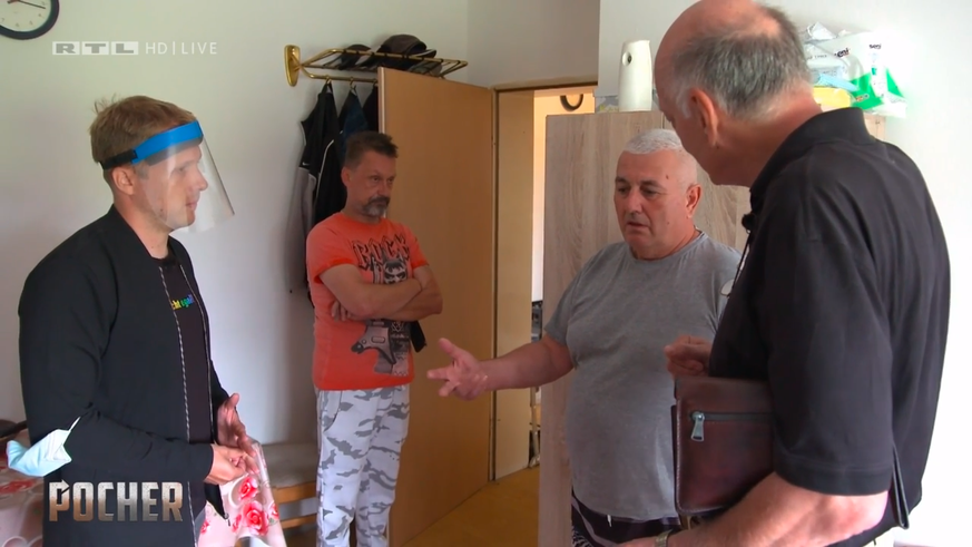 Oliver Pocher erhält Zugang zur Wohnung der Tönnies-Mitarbeiter