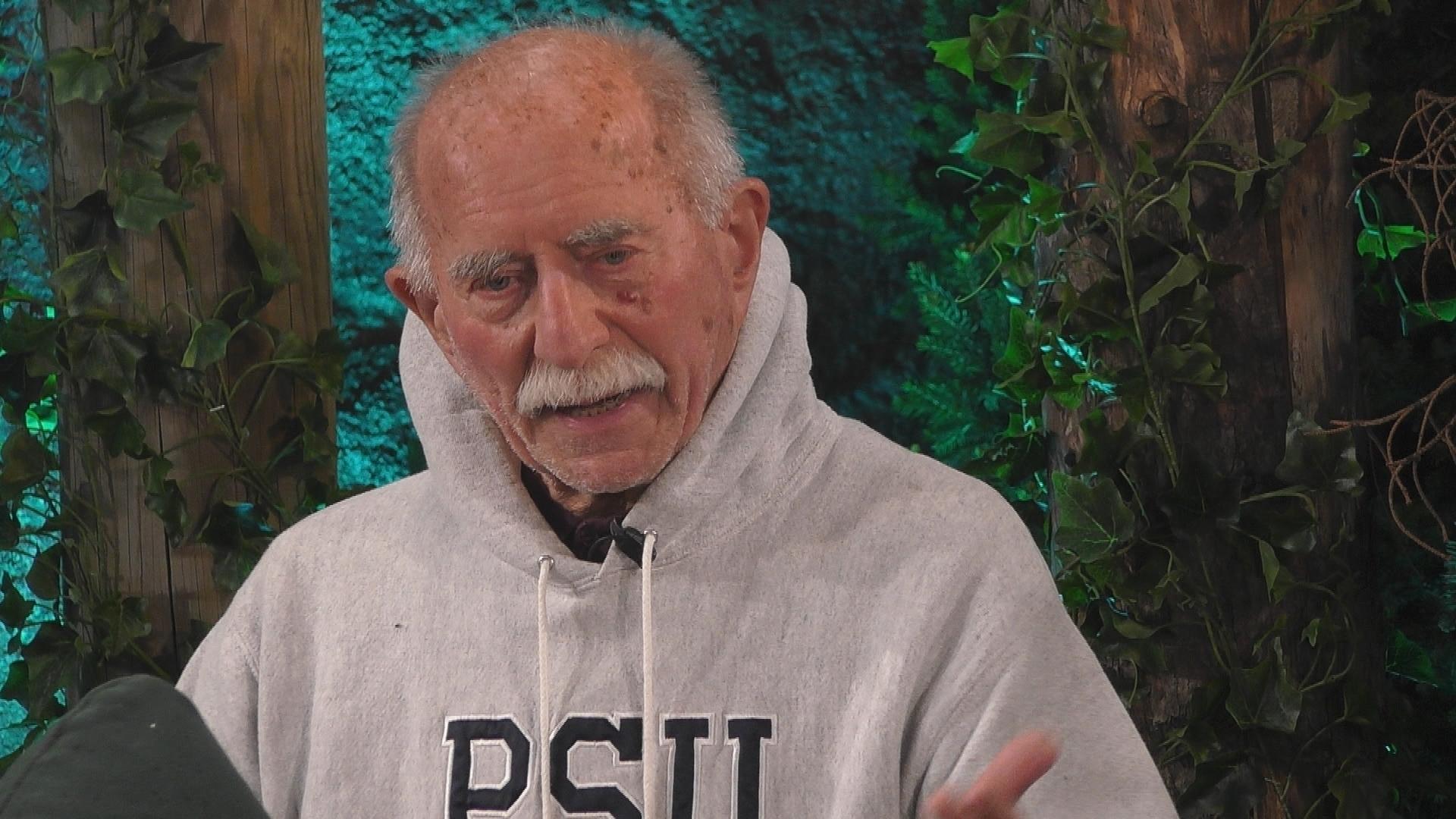Promi-Big-Brother-Sieger Werner Hansch beschuldigt