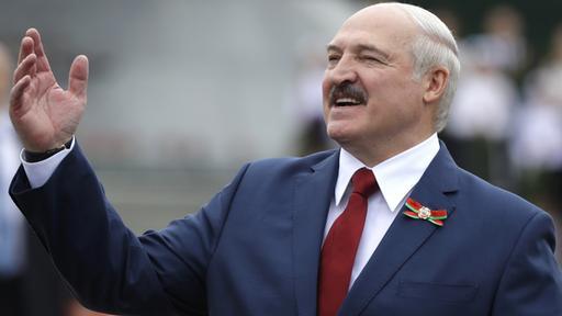 Proteste in Belarus: Putin bietet offenbar Lukaschenko Hilfe an