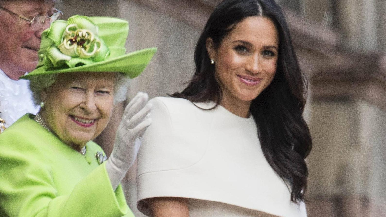 Royals gratuliert Herzogin Meghan zu ihrem Geburtstag