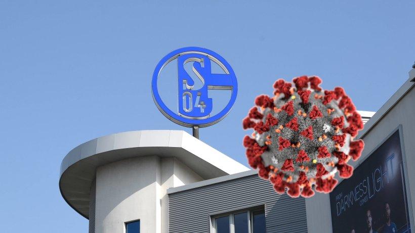Schalke 04: Anscheinend ist der Schalke-Spieler an Covid-19 erkrankt