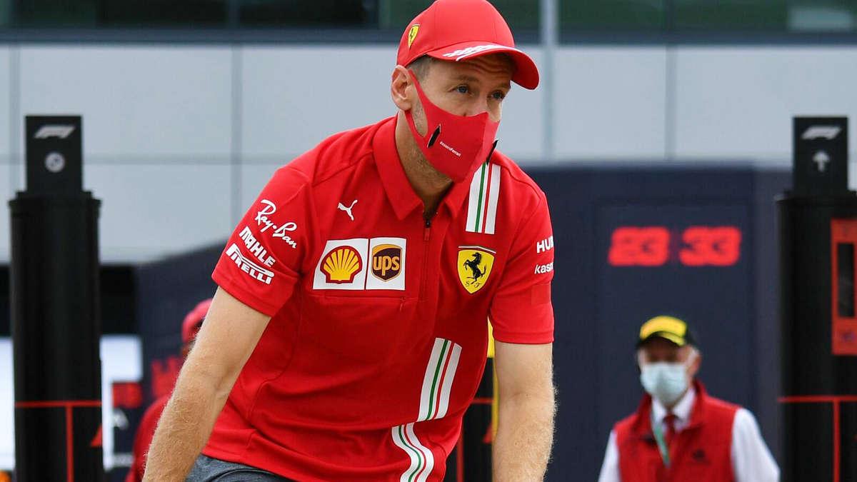 Sebastian Vettel: Formel 1 Wirbel! Neues Team gelöst, Unterschrift schon über das Wochenende?