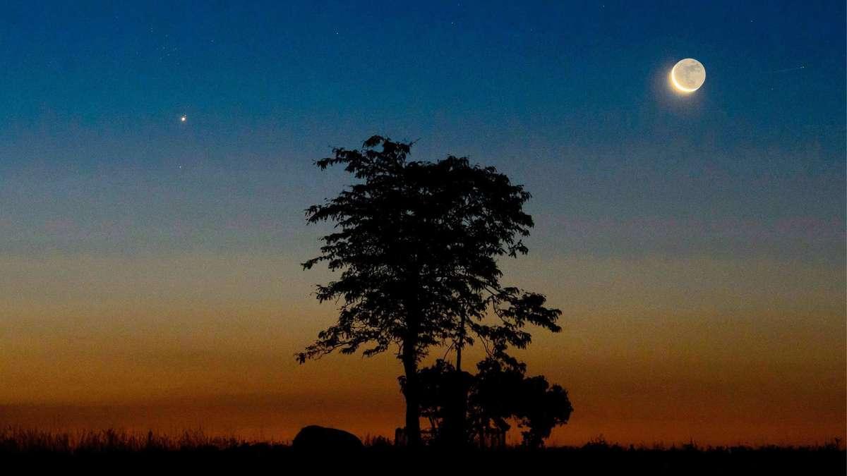 Sehen Sie heute die Planeten: Das himmlische Spektakel im August folgt Neowise