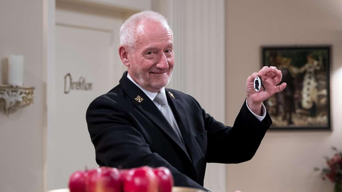 Sturm der Liebe (ARD): Nach dem Abschied von einer Serie feiert diese Fürstenhof-Legende ein Comeback