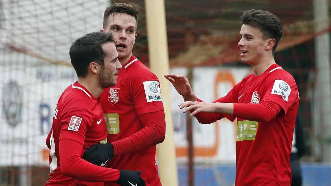 TSV Havelse qualifiziert sich für den DFB-Pokal | NDR.de - Sport
