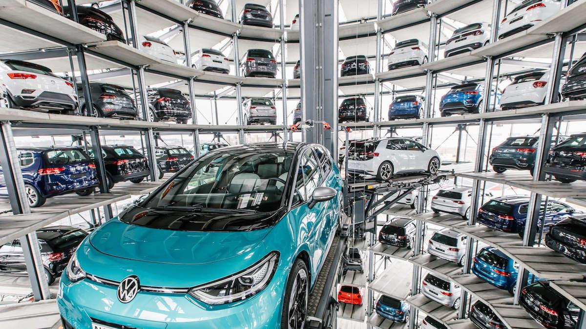 VW-Händler im Angriffsmodus - so wollen Sie Tesla übertreffen