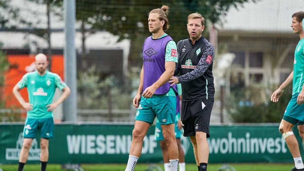 Werder Bremen: Niclas Füllrug - Clanskandal und Training Zoff!