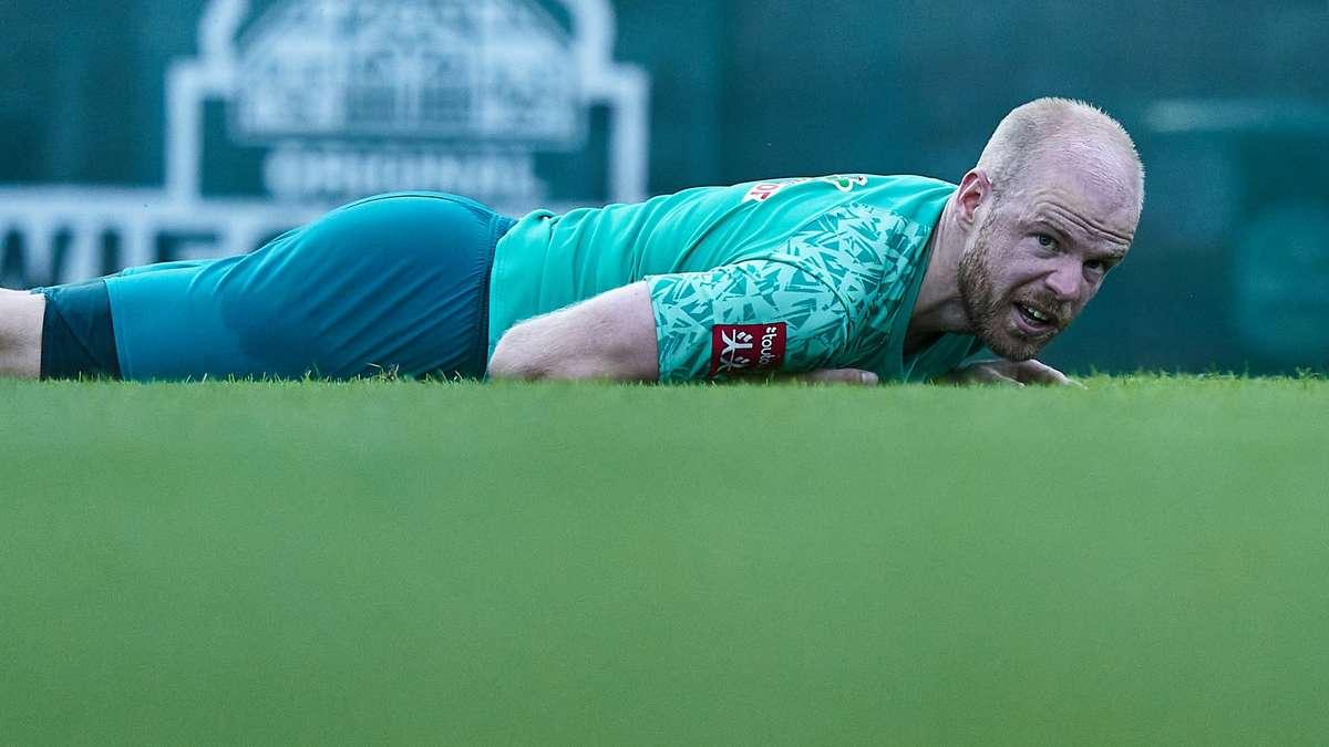 Werder Bremen: Rückenverletzungsepidemie? So ist Davy Klaassen!