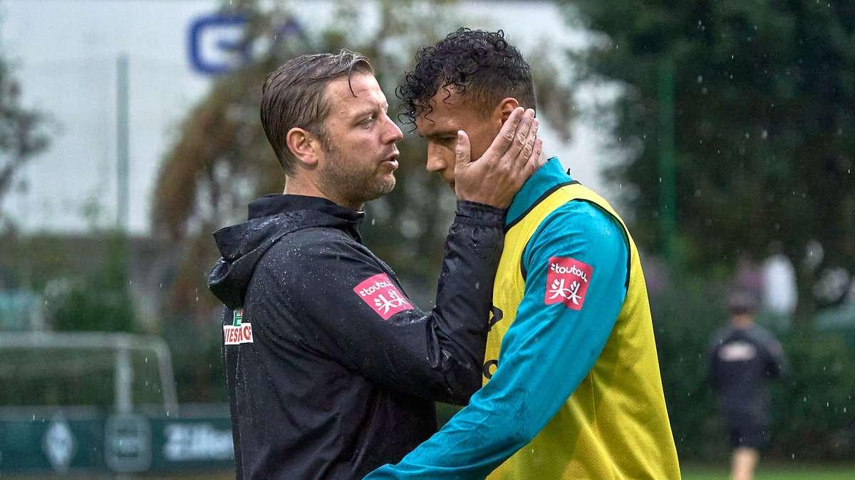 Werder Bremen: Streit und Zoff im Training - Davie Selke verteilt!
