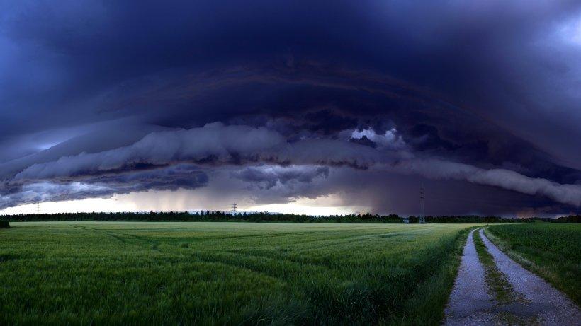 "Wetterexperte befürchtet Katastrophenszenario - ""verängstigt"""