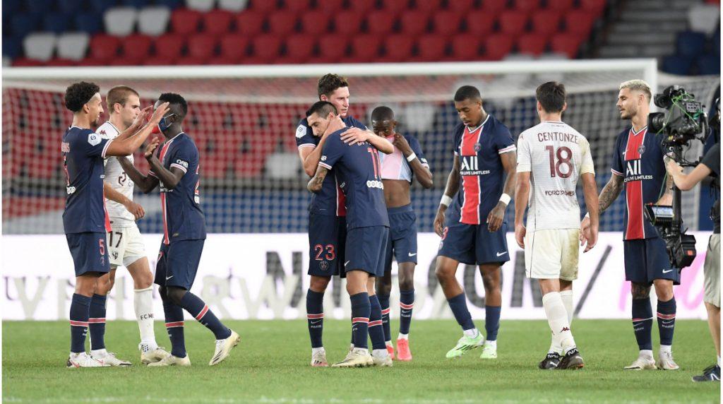 """1. Saisonsieg für PSG: Draxler entscheidet in der 93. Minute über das Spiel gegen Metz - """"Wir sind müde"""""""