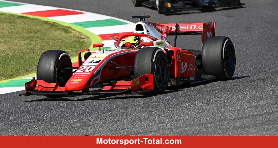 Schumacher erweitert Führung, holt Arrabbiata ein!
