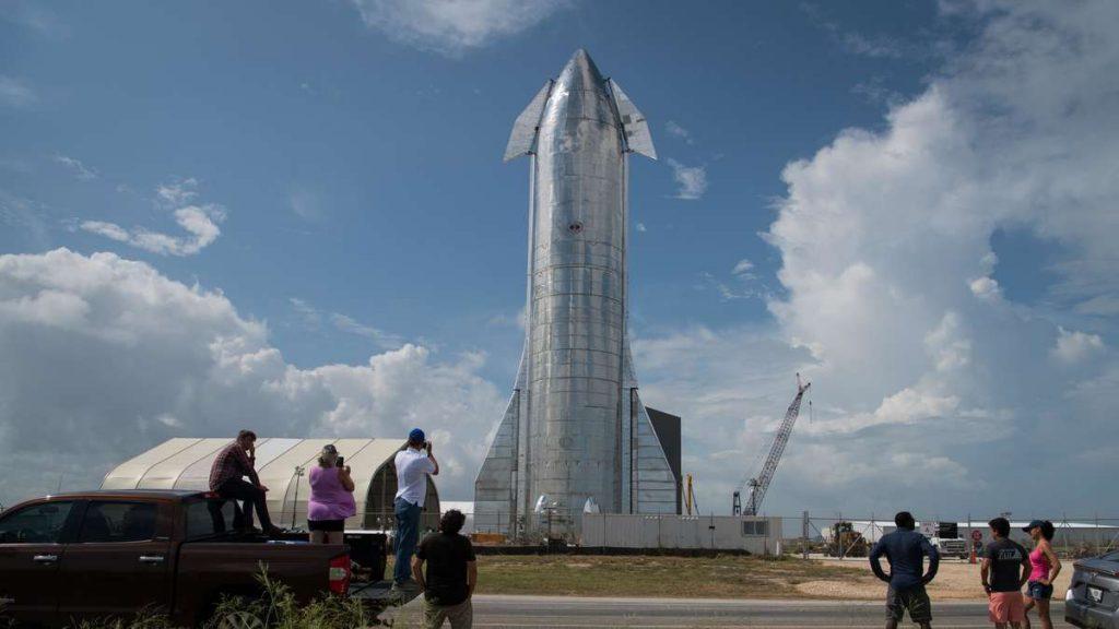 Raumschiff: Ehrgeiziges Mars-Projekt von SpaceX-Gründer Elon Musk