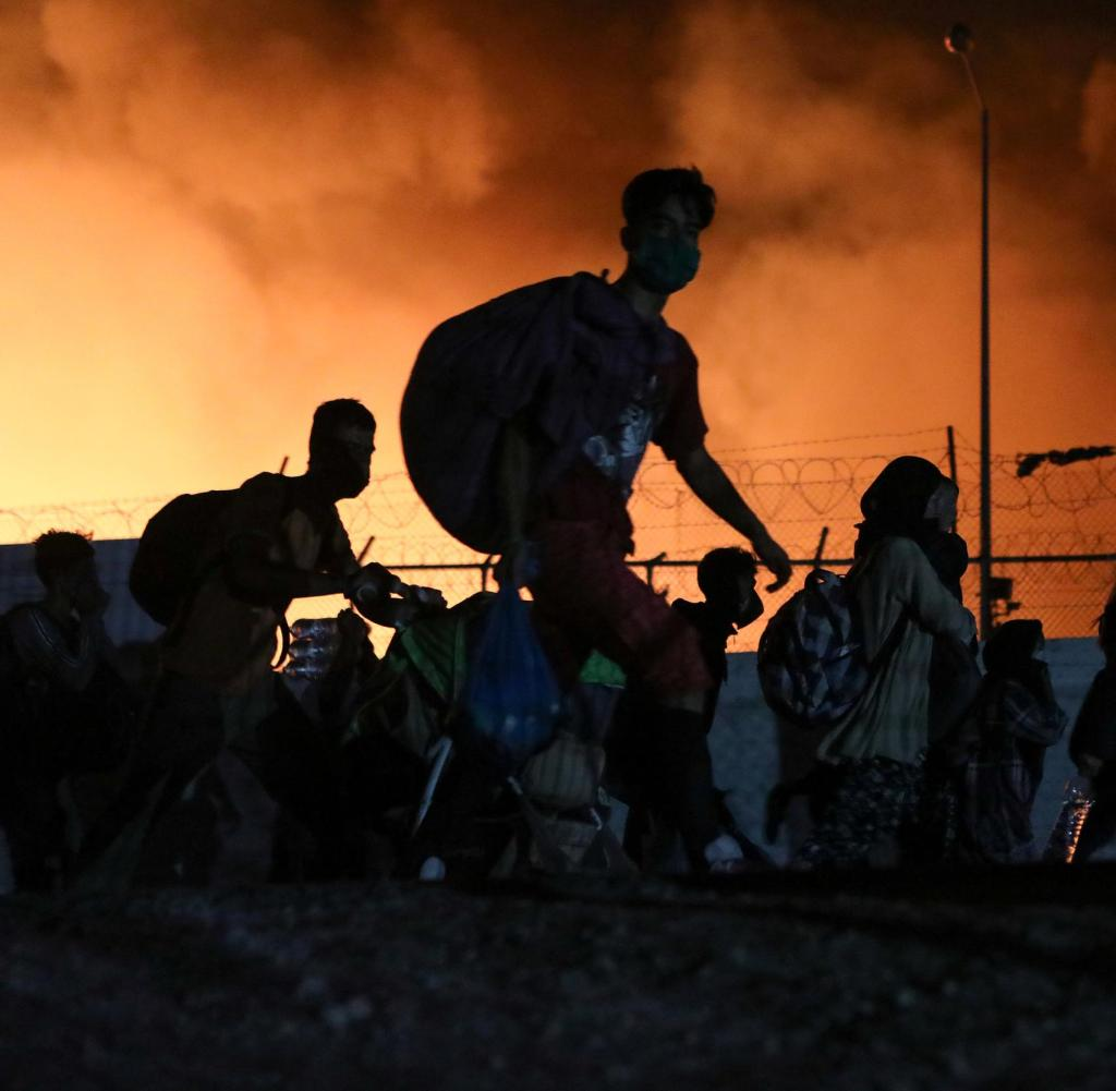 Inferno in Camp Moria: Was nun?