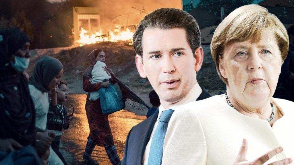 Kurz vs. Merkel: Die plötzliche Rückkehr des Migrationsduells