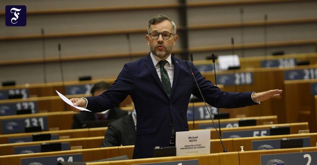 Das EU-Parlament fordert Sanktionen gegen die Türkei im Gasstreit