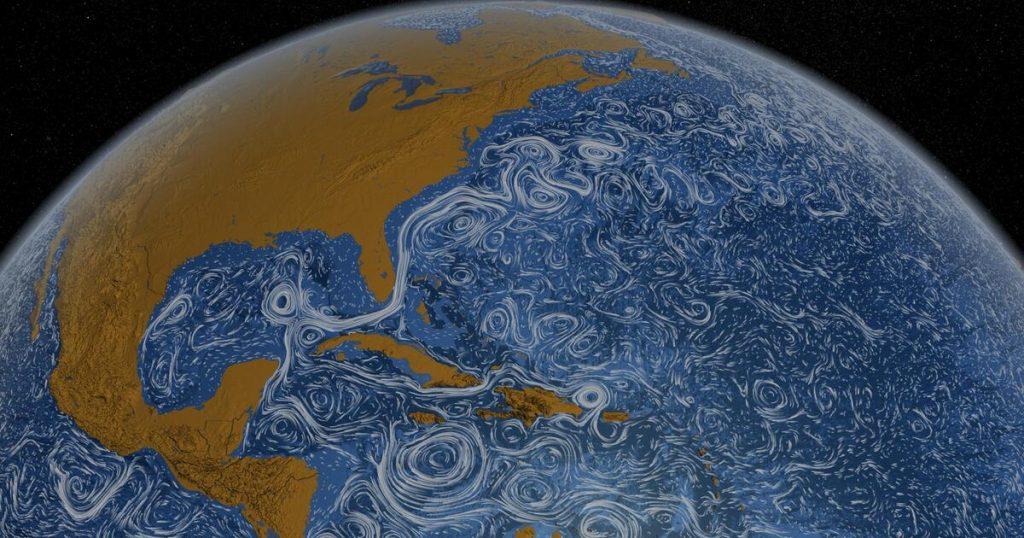 Alarmierende Studie: Das Golfstromsystem hinkt